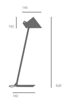 Lumini Ginga LED Grafik
