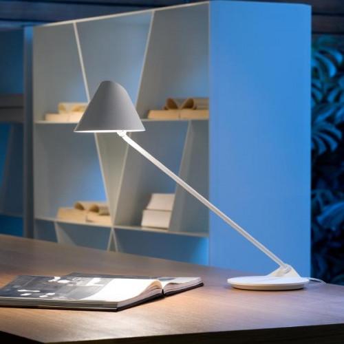 Lumini Ginga LED medium grau