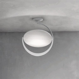 Lumini Luna C QT12 matt weiß