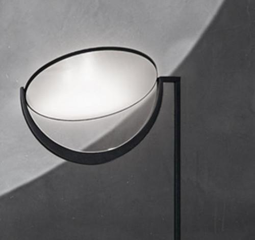 Lumini Luna matt schwarz