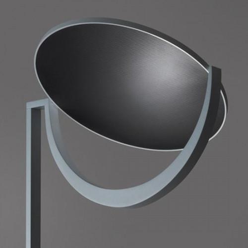 Lumini Luna F titan, schwarzer Reflektor