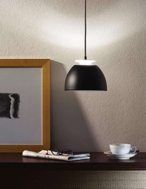 Lumini Mini Bossa schwarz