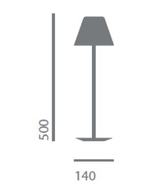 Lumini Piccolo R LED Grafik