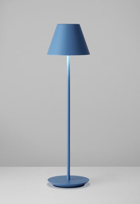 Lumini Piccolo R LED medium blau