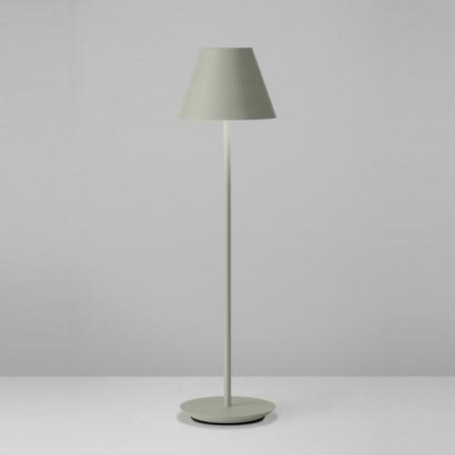 Lumini Piccolo R LED medium grau