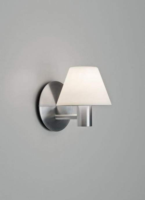 Lumini Piccolo W Switch Aluminium gebürstet