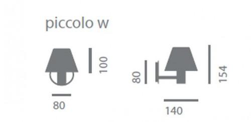 Lumini Piccolo W Switch Grafik