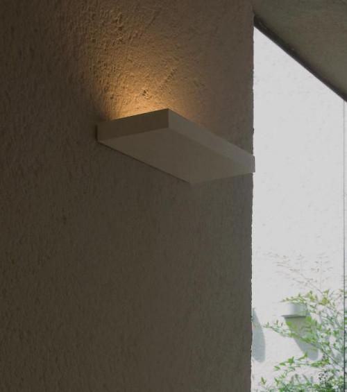 Lumini Plate LED weiß