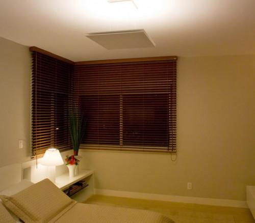 Lumini Quadrattinha LED weiß