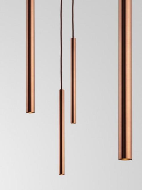 Lumini Rod S Kupfer