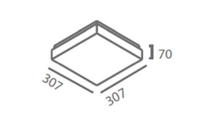 Lumini Square Grafik