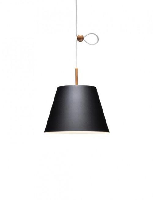 Lumini Vinte2 S matt schwarz