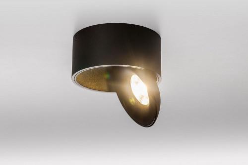 Lupia Licht Saturn schwarz