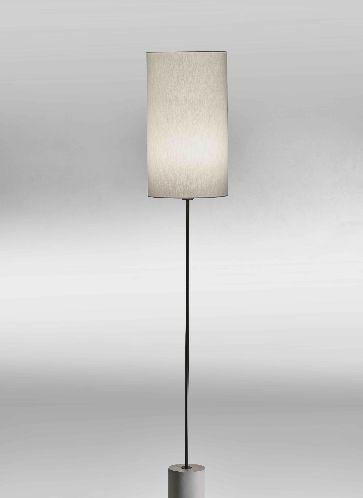 Lupia Licht Concrete S - Leuchtenstab schwarz Leuchtenschirm grau