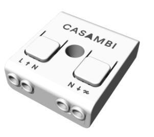Casambi Phasenabschnittdimmer Modul