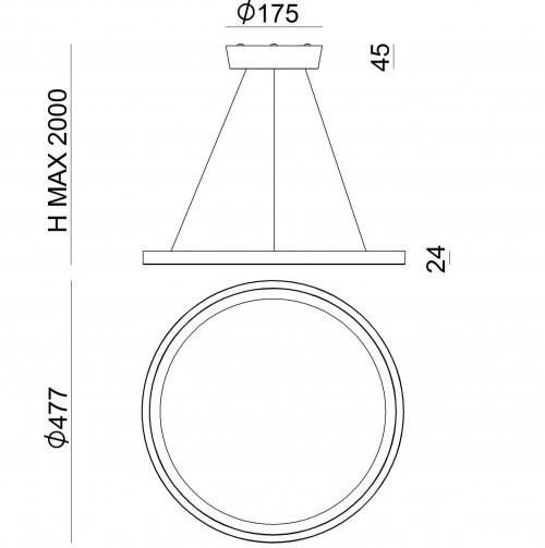 Ma[&]De Hinomaru P Version 1, 48 cm, Grafik