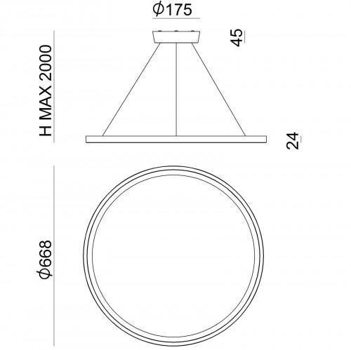 Ma[&]De Hinomaru P Version 2, 67 cm, Grafik