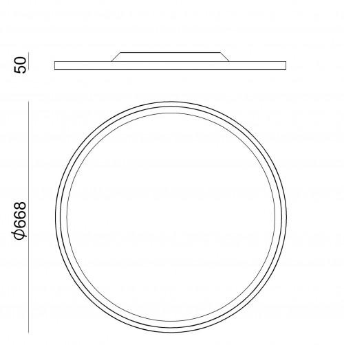 Ma[&]De Hinomaru S Version 2, 67 cm, Grafik