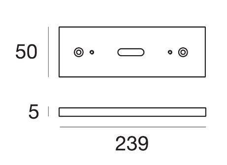 Ma[&]De Tablet W1 Blende 23,9 cm, Ausführung 2 Grafik