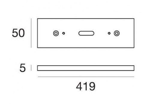 Ma[&]De Tablet W1 Blende 41,9 cm, Ausführung 3 Grafik