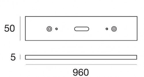 Ma[&]De Tablet W1 Blende 96 cm, Ausführung 5 Grafik