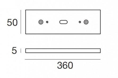 Ma[&]De Tablet W2 Blende 36 cm Grafik