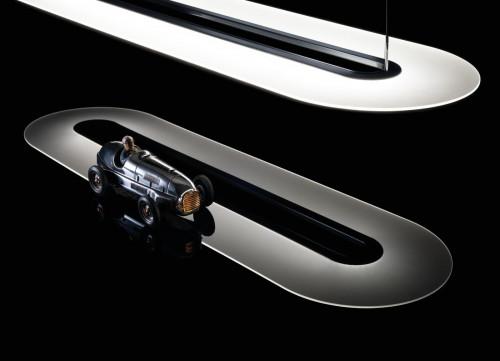 Ma[&]De Opti-Line Aluminium poliert