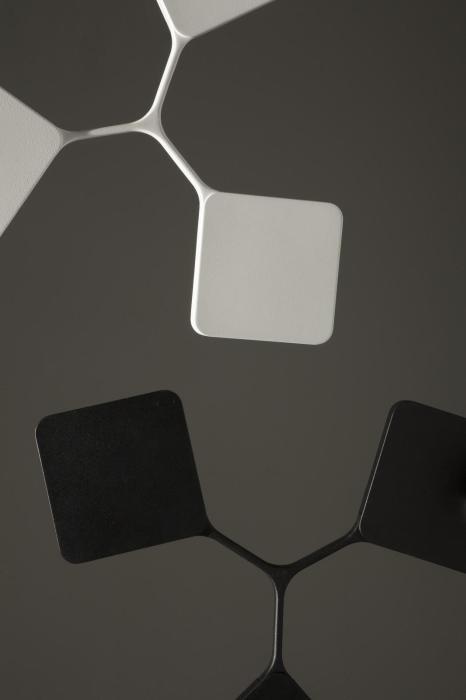 Ma[&]De Quad P3 weiß und schwarz