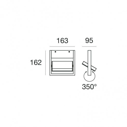 Ma[&]De Tablet W1, 17 cm, Ausführung 1 Grafik