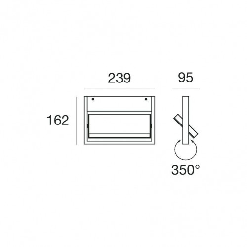 Ma[&]De Tablet W1, 24 cm, Ausführung 2 Grafik