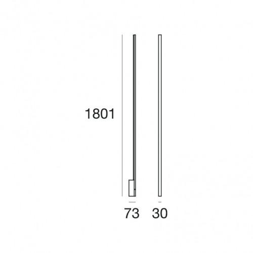 Ma[&]De Xilema W1 180cm Grafik
