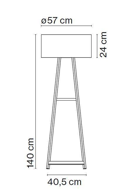 Marset Cala P140 Grafik