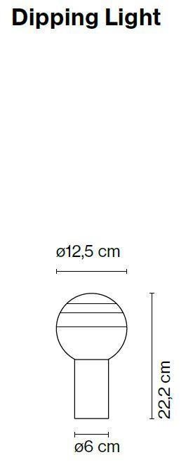 Marset Dipping Light Grafik