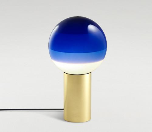 Marset Dipping Light M blau