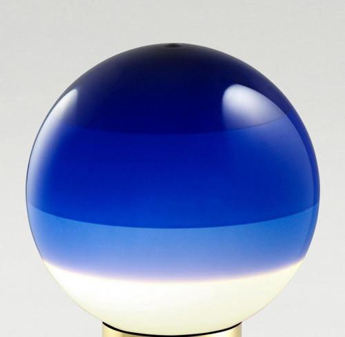 Marset Dipping Light M Ersatzglas blau