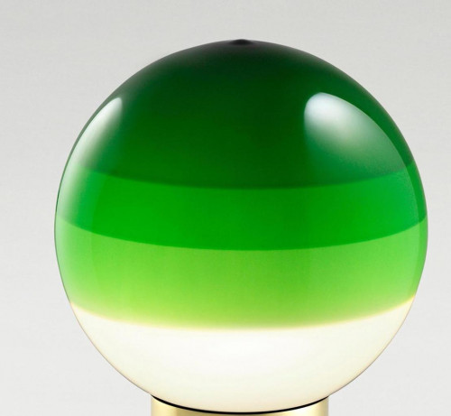 Marset Dipping Light M Ersatzglas grün