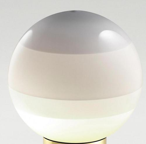 Marset Dipping Light M Ersatzglas weiß