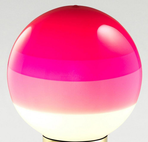 Marset Dipping Light M Ersatzglas pink