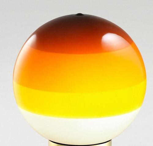Marset Dipping Light Ersatzglas bernstein