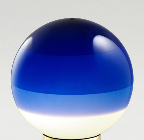 Marset Dipping Light Ersatzglas blau