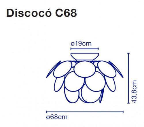 Marset Discoco C68 Grafik