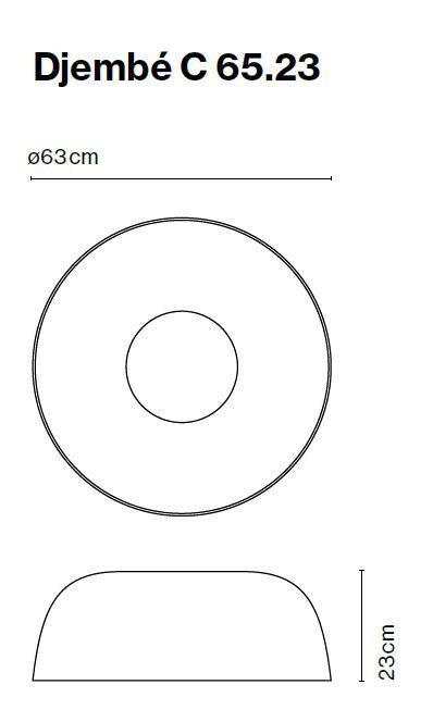 Marset Djembe C 65.23 Zubehör