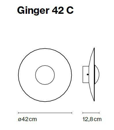 Marset Ginger 42 C Grafik