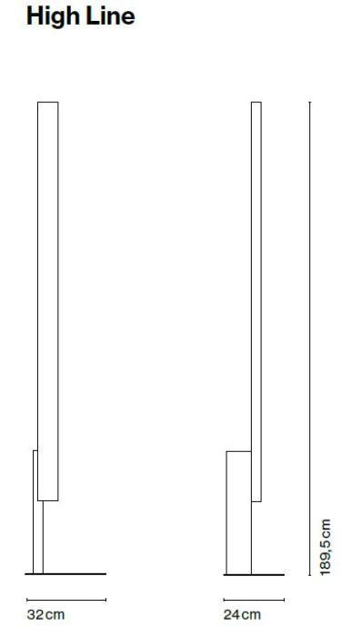 Marset High Line Grafik