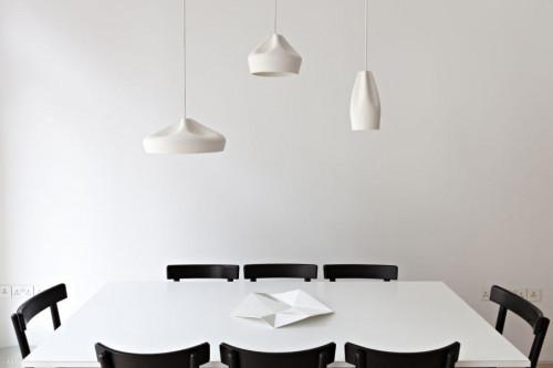 Marset Pleat Box 13 LED Version 1, weiß-weiß (auf der rechten Seite)
