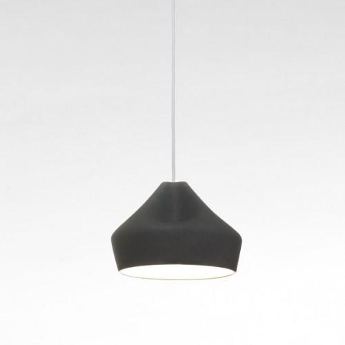 Marset Pleat Box 24 Version 4, schwarz-weiß
