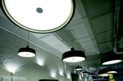Marset Soho 57 LED schwarz (hinten links)