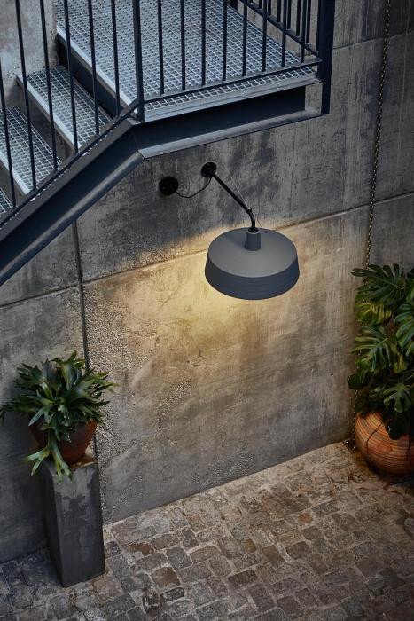 Marset Soho A LED grau