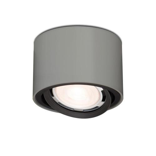 Mawa 111er rund Hochvolt grau-metallic