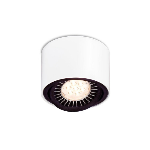 Mawa 111er rund LED, dimmbar weiß